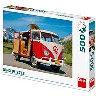 VW camper van - Puzzle