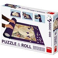 Rolovacia podložka na puzzle - Puzzle