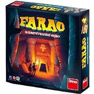 Farao – tajomstvo prastarej hrobky - Spoločenská hra