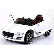 Bentley EXP 12 Prototyp biele - Detské elektrické auto
