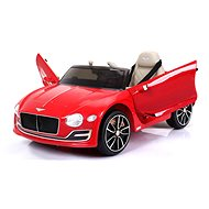 Bentley EXP 12 Prototyp červené lakované - Detské elektrické auto