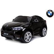 BMW X6 M čierne lakované - Detské elektrické auto