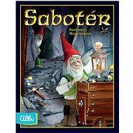 Sabotér - Kartová hra