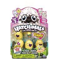 Hatchimals zvieratká vo vajíčku štvorbalenie – séria III - Herné figúrky