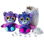 Hatchimals Surprise dvojčatá mačičky - Interaktívna hračka