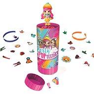 Pog Party tuba s konfetami a bábikou - Herný set