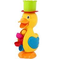 Kačička s mlynčekom na vodu zelená - Hračka do vody