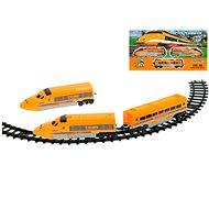 Vlak s vagónky 61cm - Vláčikodráha