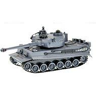 RC tank sivý - Tank na diaľkové ovládanie
