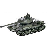 RC tank zelený - Tank na diaľkové ovládanie