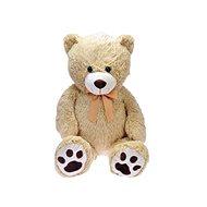 Medveď plyšový s mašľou - Plyšová hračka