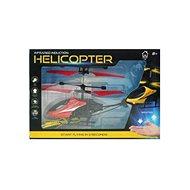 Helikoptéra červená 20 cm - helikoptéra