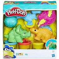 Play-Doh Vykrajovačky s dinosaurami - Kreatívna súprava