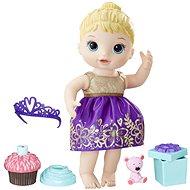 Baby Alive Narodeninová blonďavá bábika - Bábika
