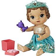 Baby Alive Narodeninová tmavovlasá bábika - Bábika