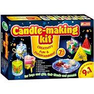 Sada na výrobu sviečok - Vyrábanie pre deti