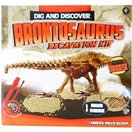 Tesanie Dino Brontosaurus - Kreatívna hračka
