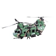 Transportná helikoptéra - Hracia súprava