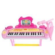 Piano s vodotryskom - Hudobná hračka