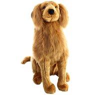 Pes retriever - Plyšová hračka