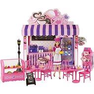 Bábika a cukráreň - Hracia súprava