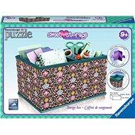 Ravensburger 3D Puzzle 120826 Úložná škatuľka Girly Girl Mary - Puzzle
