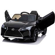 Lexus LC500, čierne - Detské elektrické auto