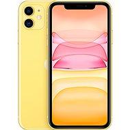 iPhone 11 256GB žltý - Mobilný telefón