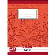 Herlitz 424 bezdrevný, linkovaný - Zošit