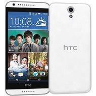 HTC Desire 620 (A31) Gloss White / Light Grey Trim - Mobilný telefón