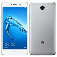 HUAWEI Y7 Silver - Mobilný telefón