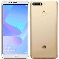 HUAWEI Y6 Prime (2018) zlatý - Mobilný telefón