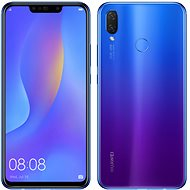 Huawei nova 3i fialový - Mobilný telefón