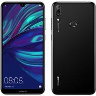 HUAWEI Y7 (2019) čierna - Mobilný telefón