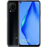 Huawei P40 Lite čierny - Mobilný telefón