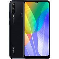 Huawei Y6p čierny - Mobilný telefón