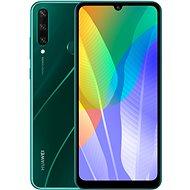 Huawei Y6p zelený - Mobilný telefón