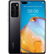 Huawei P40 5G EU 128 GB čierny - Mobilný telefón