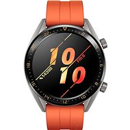 Huawei Watch GT Active Orange - Smart hodinky