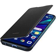 Huawei Original Folio Black na P Smart 2019 - Puzdro na mobil