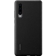 Huawei Original PU Puzdro Black na P30 - Kryt na mobil
