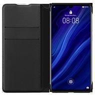 Huawei Original Wallet Puzdro Black na P30 - Puzdro na mobil