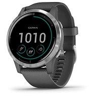 Garmin Vívoactive 4 Silver Gray - Smart hodinky