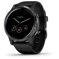 Garmin Vívoactive 4 Grey Black - Smart hodinky