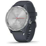 Garmin Vívomove 3S Sport Silver Gray - Smart hodinky