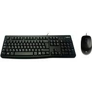 Set klávesnice a myši Logitech Desktop MK120 Magyar
