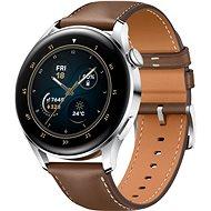 Huawei Watch 3 Brown - Smart hodinky