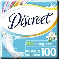 DISCREET Multiform Spring Breeze 100 ks - Slipové vložky