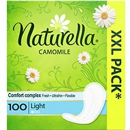 NATURELLA Camomile Regular 100 ks - Slipové vložky