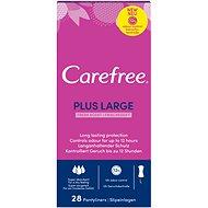 CAREFREE Plus Fresh Large 28 ks - Dámske vložky